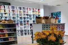 Wollladen hat in EuroCenter für Sie geöffnet!